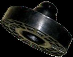 Проставка гумова задньої пружини Daewoo Lanos, Сенс. Extra, 36 мм.