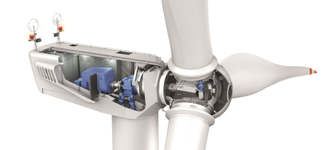 Вітроенергетична установка WTU2.5