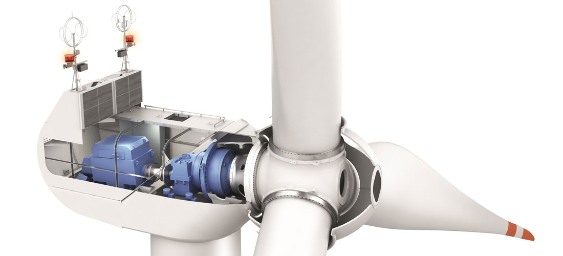 Вітроенергетична установка (ВЕУ) WTU2.0